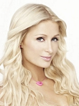 Paris Hilton False Press-On Nails