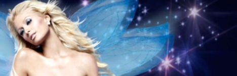 Paris Hilton's Fairy Dust Fragrance