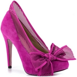 Abigail (Purple Suede)