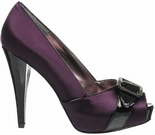 Burke (Purple Satin)