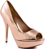 Corine (Rose Gold Metallic)