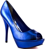 Corine (Royal Blue Metallic)