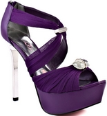 Crystal (Purple Chiffon)