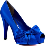 Destiny (Royal Blue Satin)