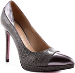 Samara (Grey Croco Pewter)