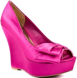 Shelly (Fuchsia Satin)