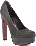 Tamika (Dark Grey Suede)