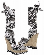 Venus (Black White Zebra)