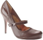 Arletta (Brown Leather/Brown)