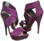 Bianca (Purple Suede)