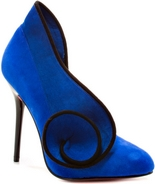 Cheyanne (Royal Blue Suede)