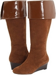 CitiGirl (Brown Suede)
