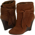 Flipsy (Brown Suede)