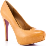 Janelle (Camel Leather)