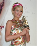 Paris Hilton Shoe Line