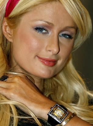 Paris Hilton Watch Line